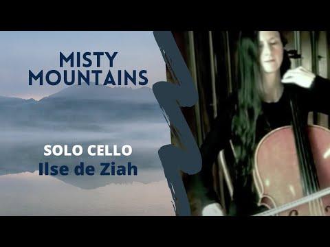 The Hobbit - Misty Mountains - Ilse de Ziah (cello cover)