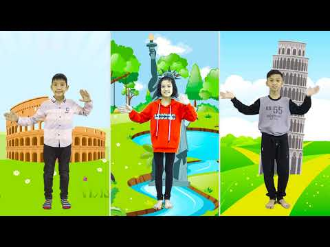 Hello Hello! Can You Clap Your Hands? Learn Dance with Kids at School