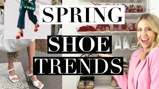 THE BEST SPRING SHOE TRENDS of…