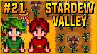 SPRINKLERY - Stardew Valley #21 (z ZoQ)
