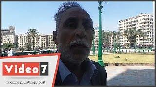"""بالفيديو .. المواطن محمود بركات لـ """" السيسى """" : طهر المؤسسات من الإخوان"""