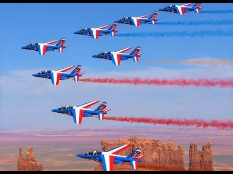 Documentaire - Patrouille de France