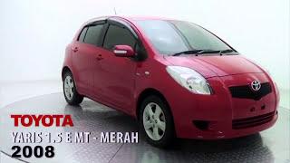 Mobil Bekas  Toyota Yaris Bandung