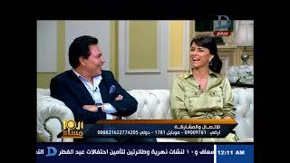 العاشرة مساء  نور اللبناية: محمد رياض