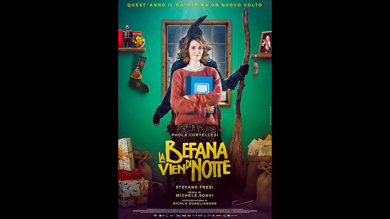 La Befana Vien Di Notte 2018 Ita Streaming Youtube