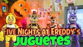 Juego Completo de Cinco Noches en Freddy 2 3 4 Canción de Juguetes Animosa FNAF Custom