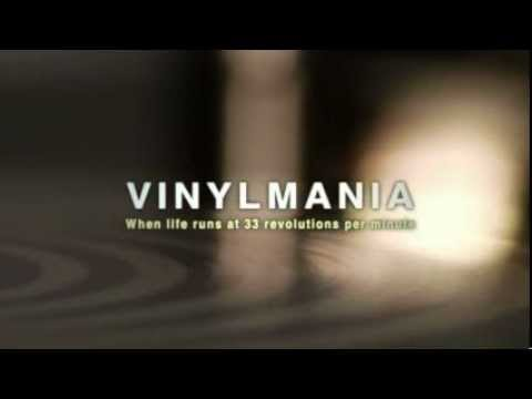 Vinylmania: When life runs at 33 revolutions per minute. NEW TRAILER!
