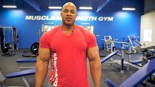 Pro Bodybuilder Victor Martinez's Chest Training Tips