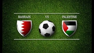 Video Gol Pertandingan Bahrain vs Palestina
