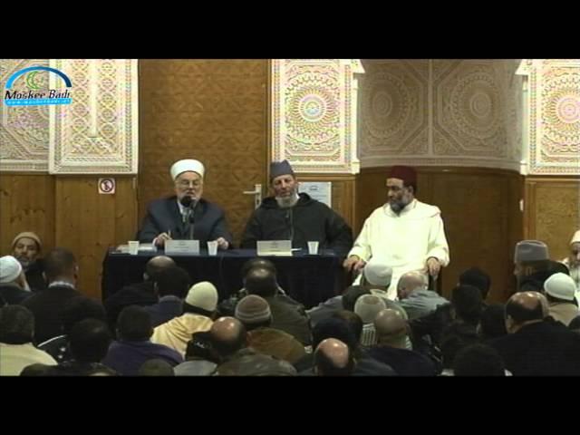 Lezing 02-3-2012: Masjid Al-aqsa - Sheikh Ekrima Sabri