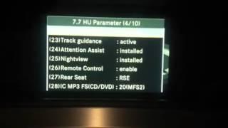 Active Rear-Camera NTG4 + NTG4.5