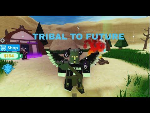 Tribal To Future War Simulator