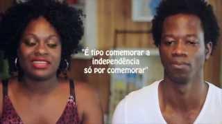 AFRICANOS FALAM DE PORTUGAL  |  Angola e Cabo Verde