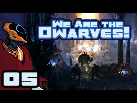 Rush Job - Let's Play We Are The Dwarves! - Gameplay Part 5