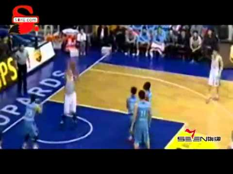 2012 CBA Playoff Game Recap of DongGuan Leopards vs. Xinjiang Flying Tigers on 2-22-12