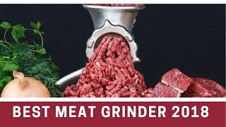 Best Meat Grinder | Kitchenaid KSMGBC Food Grinder Review 2018 (New)