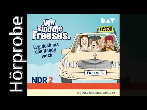 Leg doch ma das Handy wech (Wir sind die Freeses 2) YouTube Hörbuch Trailer auf Deutsch
