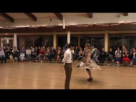"""Fruhlingsstimmen, Op. 410"" 2nd Place Waltz   Christendom College 2020 Swing & Waltz Competition"