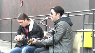 Sebastian Riedel & Sylwester Kramek - Skazany na bluesa [Tychy 15.12.2011]