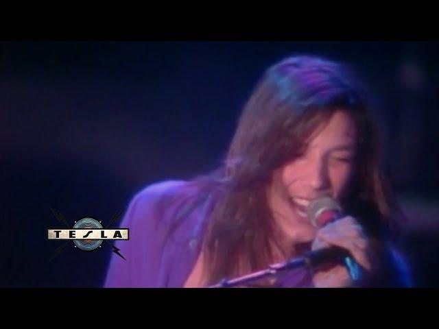TESLA - Gettin' Better (Five Man Video Band)