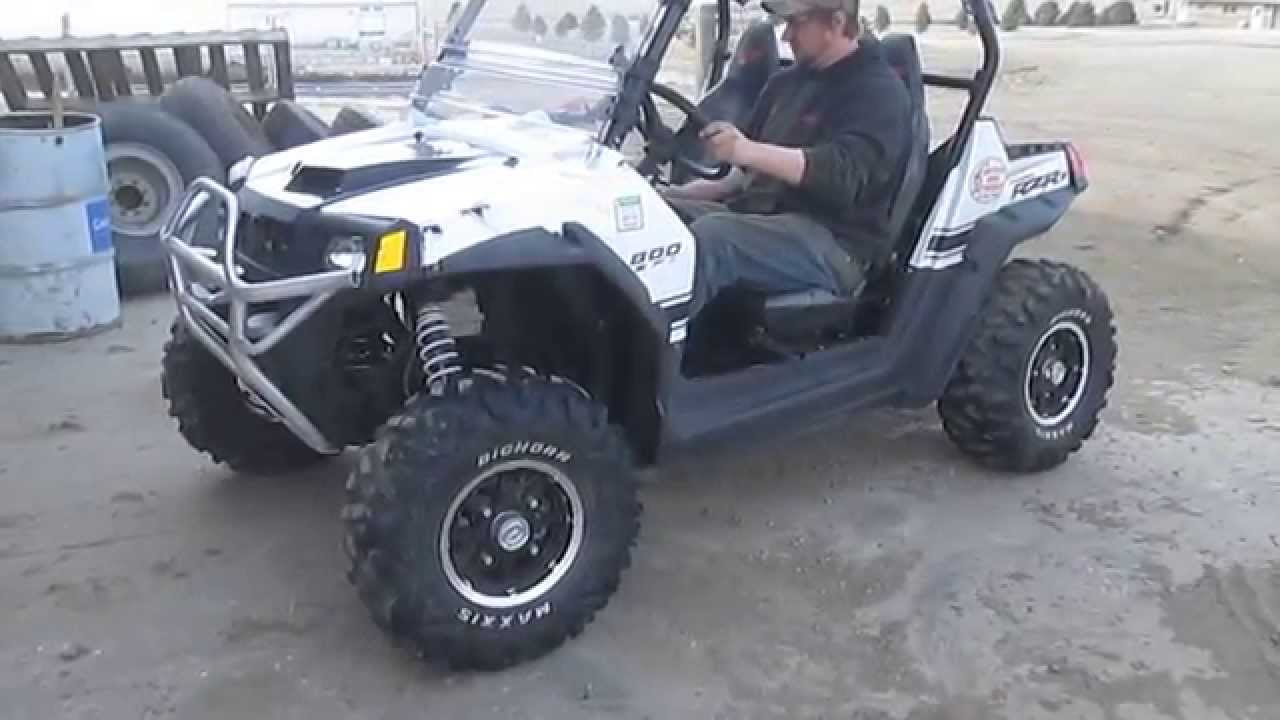 2010 polaris razor 800 rzr utv youtube. Black Bedroom Furniture Sets. Home Design Ideas