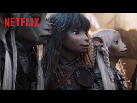 The Dark Crystal: Age Of Resistance | Comic-Con 2019 Sneak Peek | Netflix