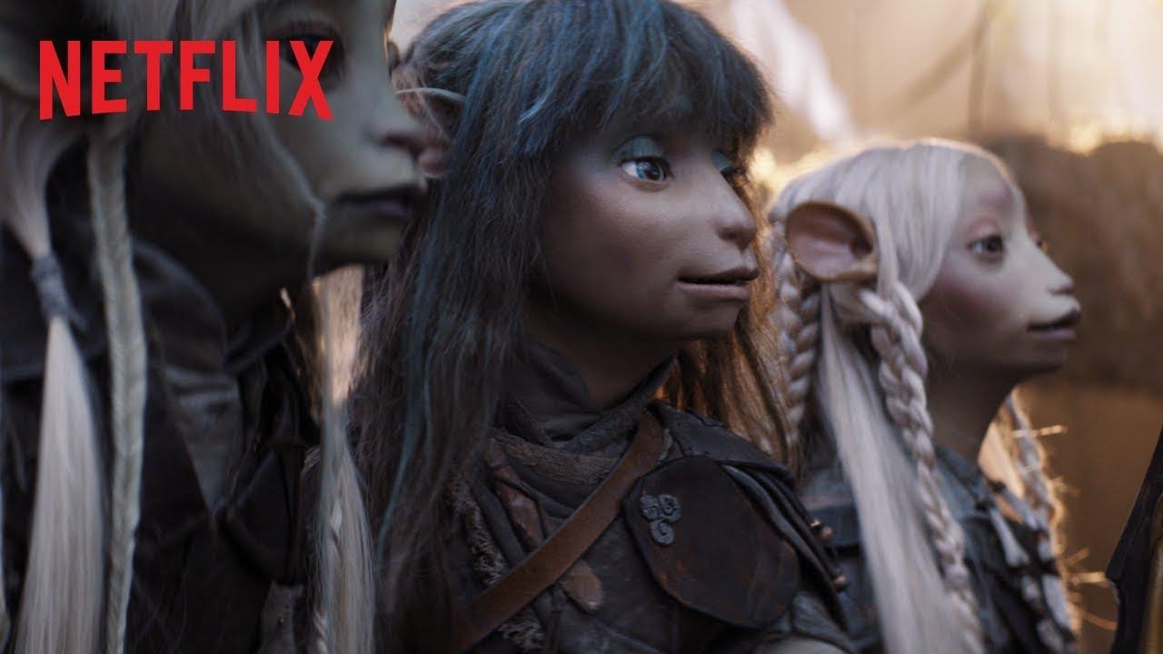 The Dark Crystal: Age of Resistance trailer op Netflix Blegië