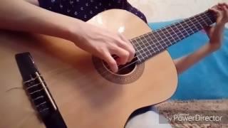 Румба на гитаре Кубинский танец