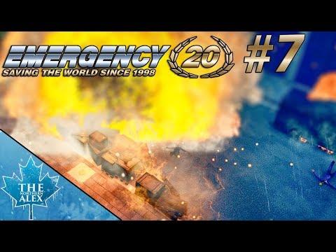 Emergency 20 #7 Tornado - English Playthrough -