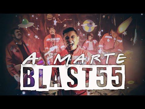 BLAST55 - A Marte