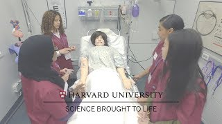 Harvard MEDscience brings science to life for local high-schoolers thumbnail