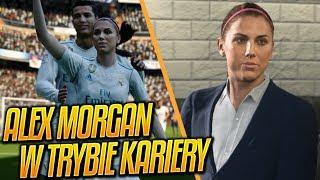 ALEX MORGAN W TRYBIE KARIERY  FIFA 18 MOD