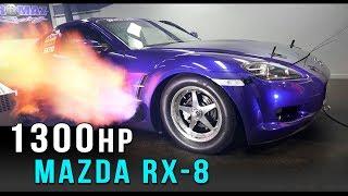 1300hp Mazda 13B | PRO-RX8 Rotary By Promaz
