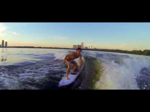 Серфинг за катером _2