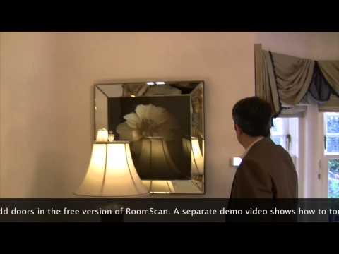 RoomScan Demo - Single Room