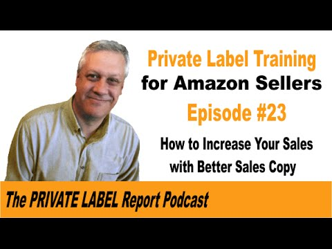Copywriting for Amazon FBA Private Label Sellers