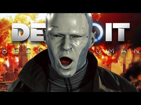 ДЕТРОЙТ БЕКАМ РУИНЫ ► Detroit Become Human  26  Прохождение на ПК