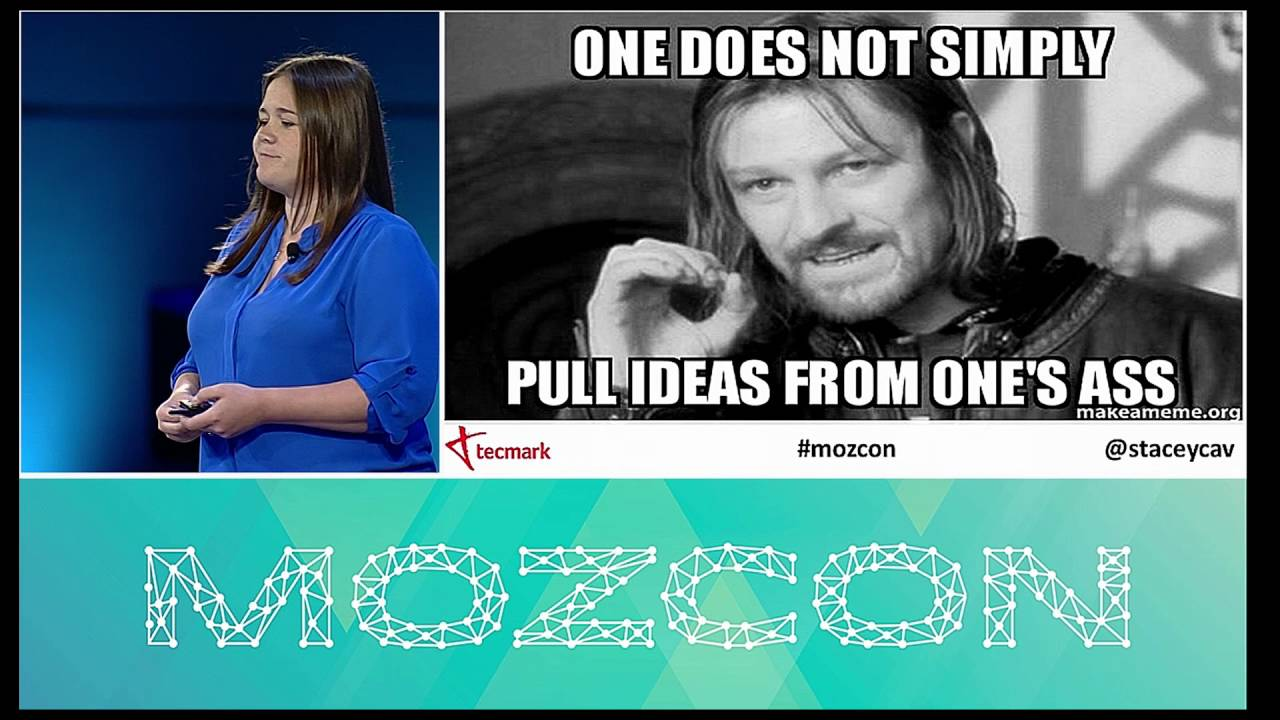 MozCon 2014 - 11 - Stacey MacNaught - Scaling Creativity: Making Content Marketing More Efficient
