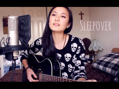 SLEEPOVER - Hayley Kiyoko [acoustic]