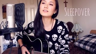 SLEEPOVER - Hayley Kiyoko [acoustic]