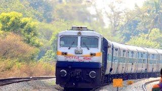 Indian Railway 56221/KSR Bengaluru Tumakuru Passenger (UnReserved) With WDP4D KJM 40240