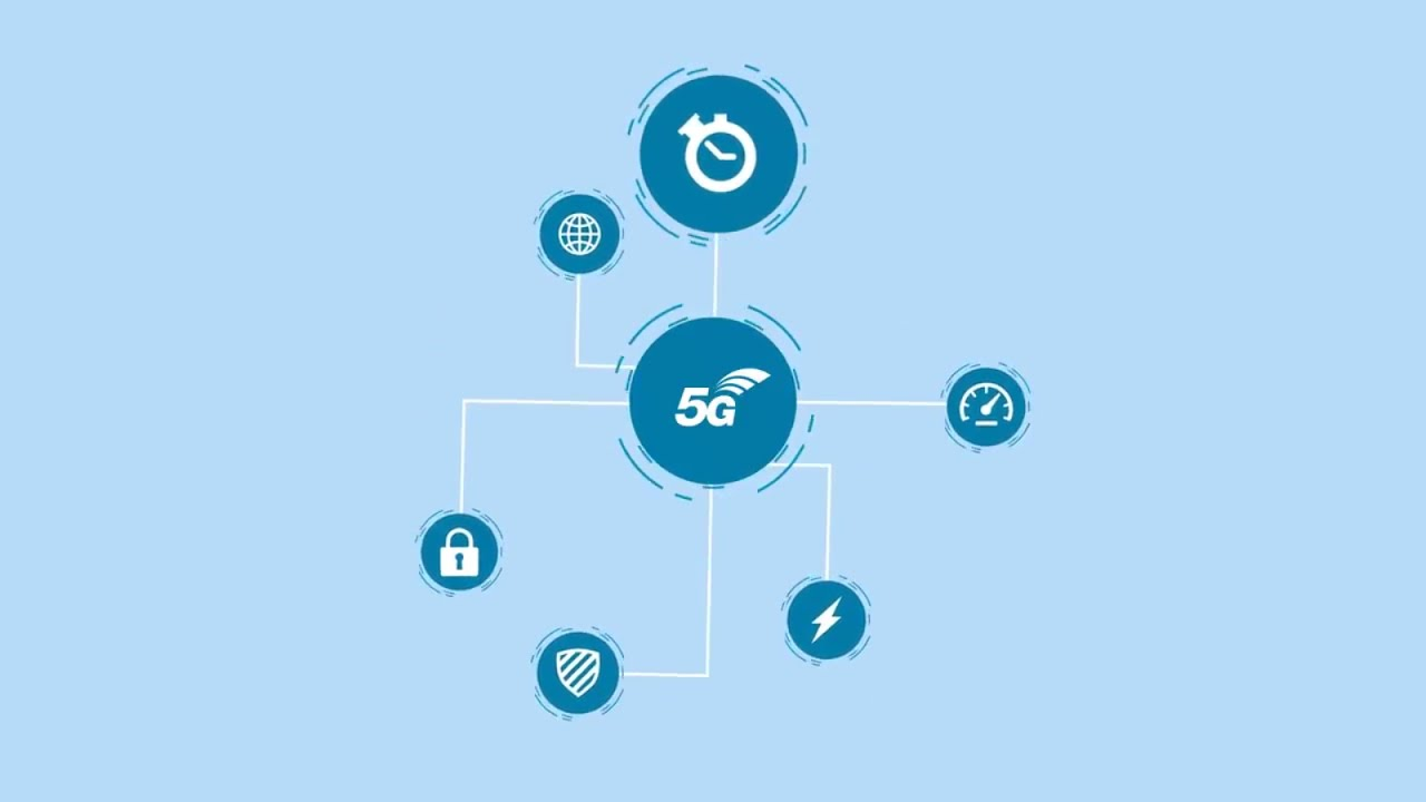 What is 5G? Characteristics and usages