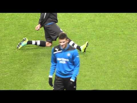 Hatem Ben Arfa & Mehdi Abeid | Skills | Newcastle