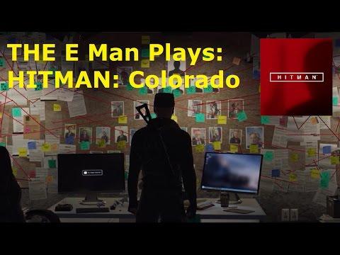 Why am I Fighting the Illuminati? | HITMAN: Colorado