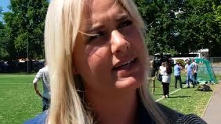 Se hvem Julie Strømsvåg i TV 2 tror blir toppscorer i fotball-VM 2018