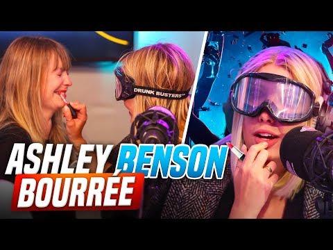 ASHLEY BENSON MAQUILLE ANNE SO, BOURRÉE 😵🔞  Marion et Anne So