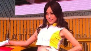 美人モデルが歌い踊る!第10回 中国(広州)モーターショー  2012.11-12