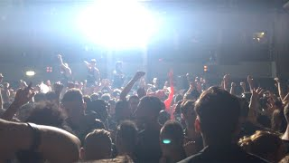 Marco Carola plays Sven Kerkhoff - Raw Doom (Johnny Lamar Remix) @TENAX NYE 31/12/2014 Video 2/4