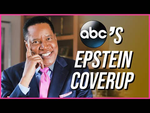 Why Did ABC Cover Up The Epstein Story for Three Years? | Larry Elder Show