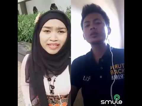 Menyentuh Hati !!Rhona Savana ft Dwi Ratna   Dinding Kaca on Sing! Karaoke